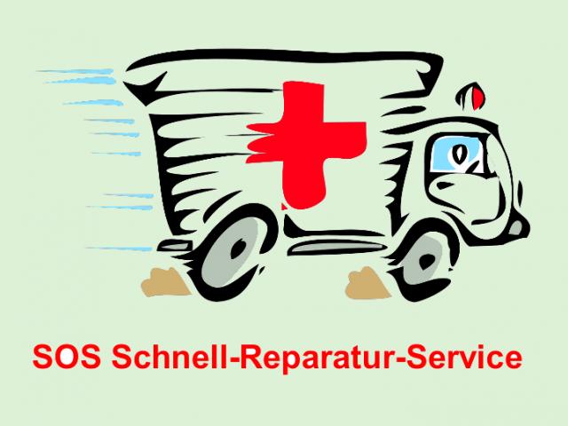 SOS Schnell-Reparatur-Service